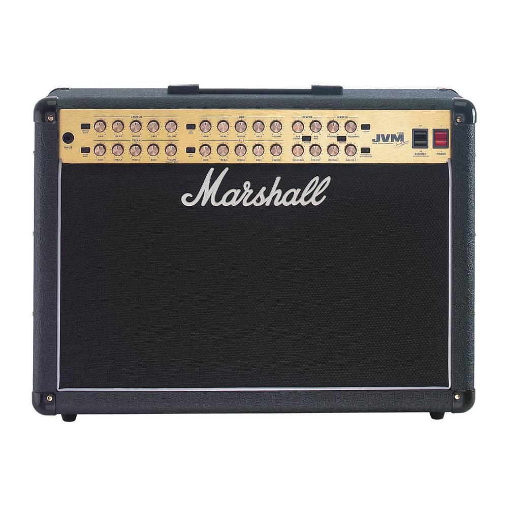 Marshall JVM410C 100 WATT ALL VALVE 2X12`` 4 CHANNEL COMBO