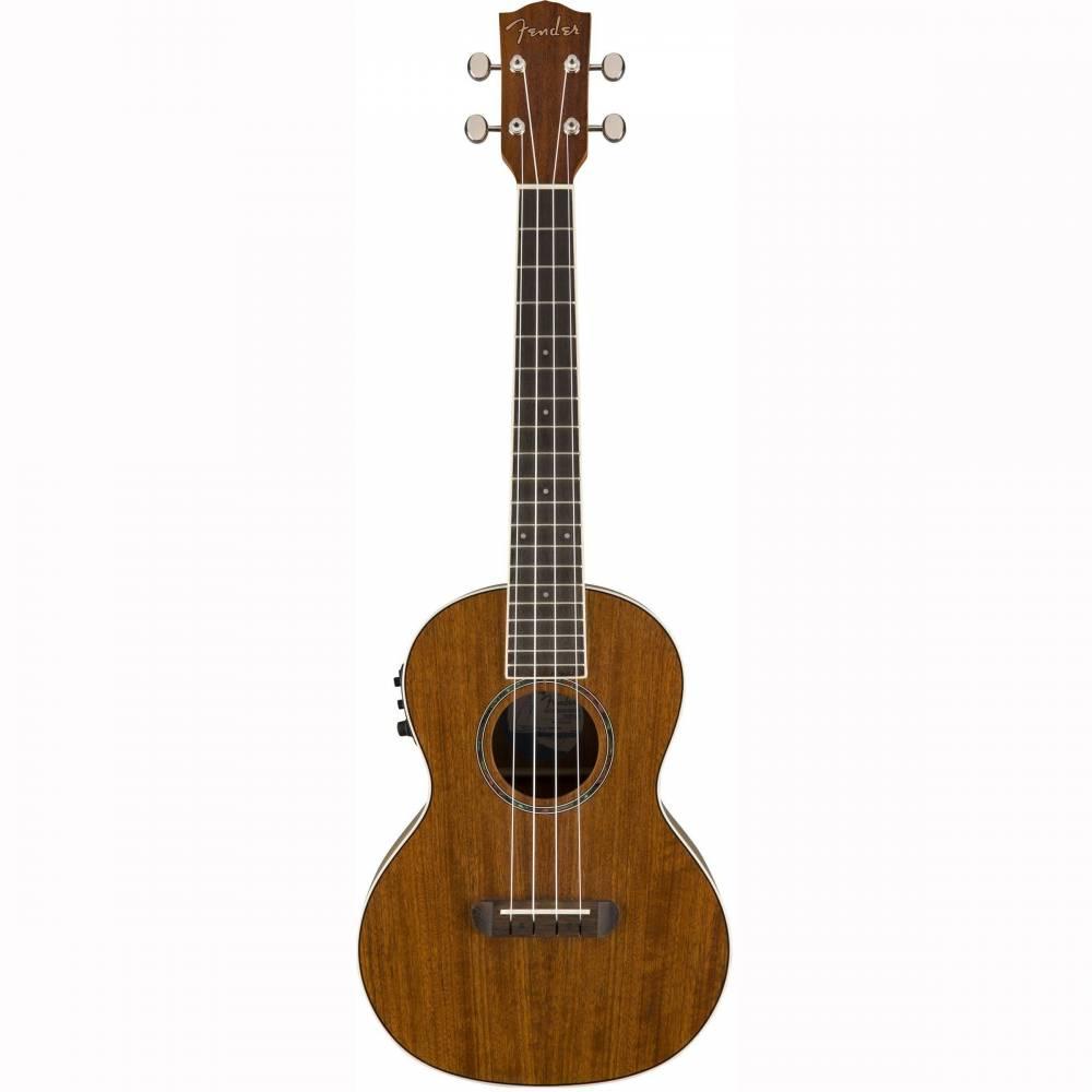 Fender Ukulele Rincon V2 Ovangkol Nat Wb