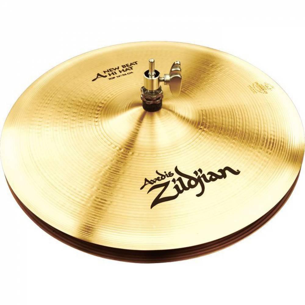 Zildjian 14` A NEW BEAT HI-HAT