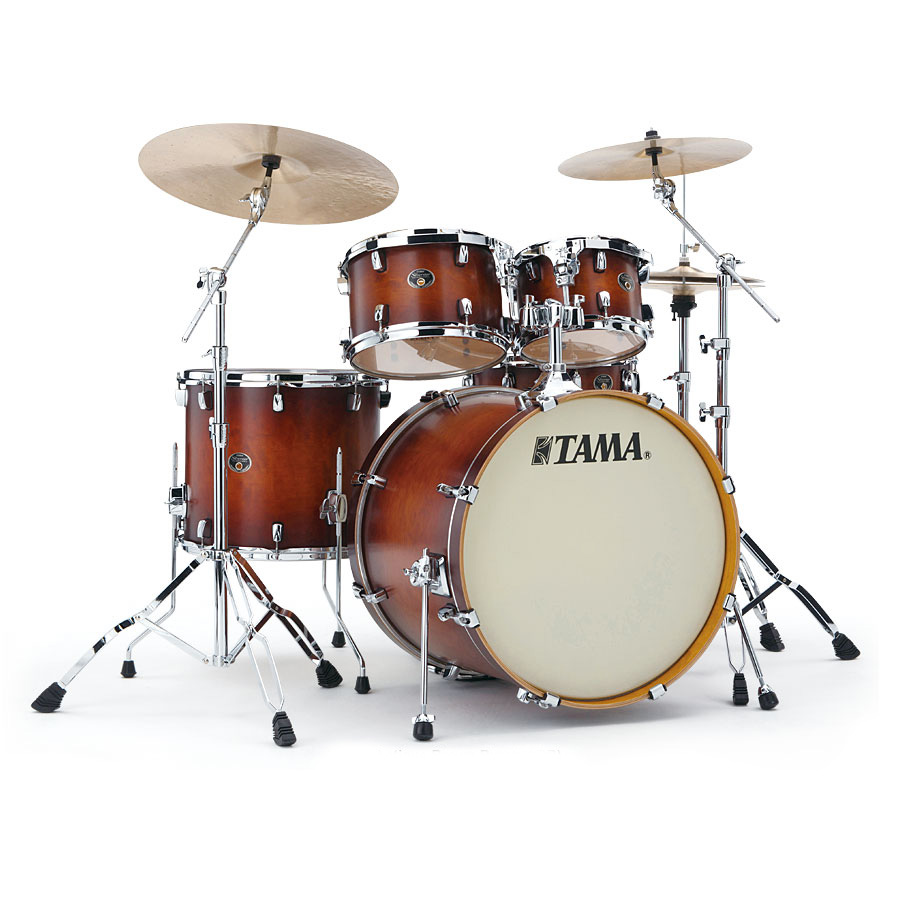 Tama VP52KRS-ABR SILVERSTAR Custom ANTIQUE BROWN BURST купить