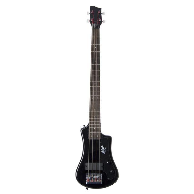 Hofner Shorty Bass CT Black HCT-SHB-BK-0