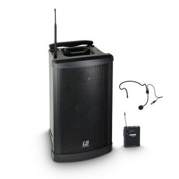 Ld Systems Roadman 102 Hs B6 - Portable Pa Speaker With Headset купить