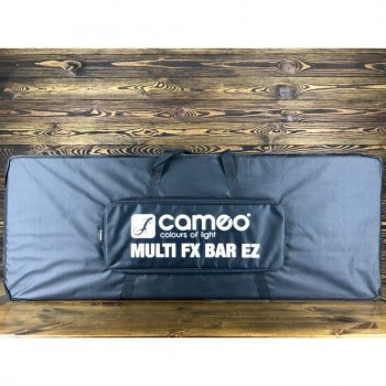 Cameo MULTI FX BAR EZ - LED Lighting System with 3 Lighting Effects for Mobile DJs, Entertainers and Bands купить