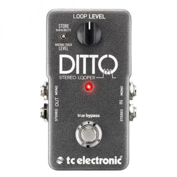 TC Electronic DITTO Stereo LOOPER купить