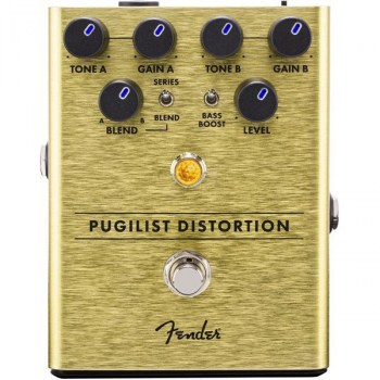 Fender Pugilist Distortion Pedal купить