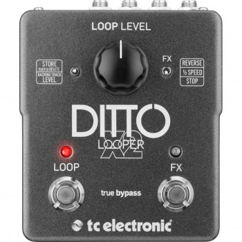TC Electronic DITTO X2 LOOPER купить
