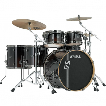 Tama ML52HLZBNS-DMF SuperSTAR HYPER-DRIVE MAPLE Custom Dark MOCHA FADE купить