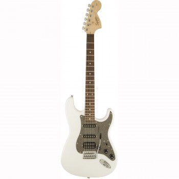Fender Squier Affinity Stratocaster Hss Lrl Olympic White купить