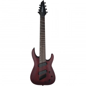 Jackson X Series Dinky Arch Top DKAF8 MS, Dark Rosewood, Stained Mahogany купить
