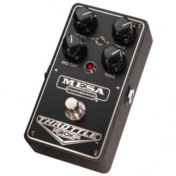 Mesa Boogie THROTTLE BOX DISTORTION купить