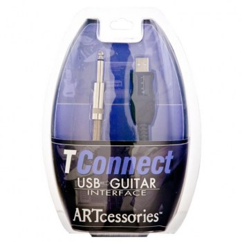 ART Applied Research & Technology TConnect USB to Guitar Interface Cable купить