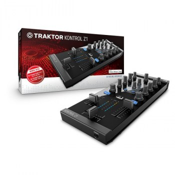 Native Instruments Traktor Kontrol Z1 купить