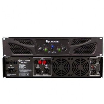 Crown XLI 1500 2 x 450Watt @ 4Ohm купить
