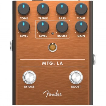 Fender MTG:LA TUBE DISTORTION купить