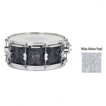 "Drum Workshop Performance Snare 14""x6,5"", White Marine Pearl купить"
