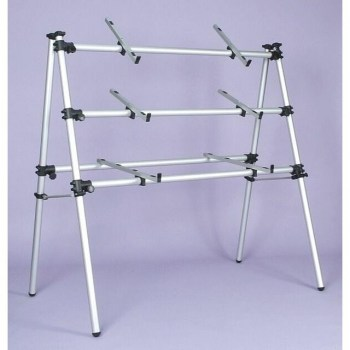 Jaspers 3D-120S Keyboard Stand for 3 keyboards, silver купить