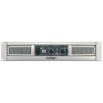 QSC GX3 Professional Stereo Power Amplifier купить