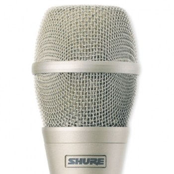 Shure RPW180 KSM 9 Capsule champagne Switchable Cardioid/Super Cardioid купить